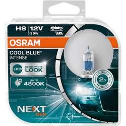OSRAM CoolBlue Intense H8 35W NextGeneration 4800K BOX
