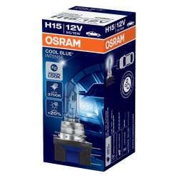 Osram H15 12V 55/15W PGJ23t-1 Cool Blue Intense