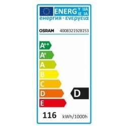 Osram halogen classic A 116 W 230 V E27
