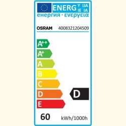 Osram halolux T 60 W 230 V E14