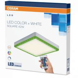 Osram LED COLOR WHITE SQ 400mm 42W