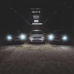 Osram LEDriving LEDHL103-CM Chrome VW GOLFVII LED svetlomety Halogén