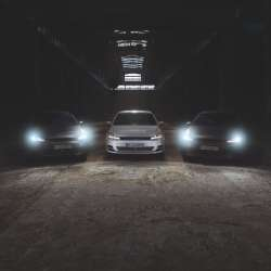 Osram LEDriving LEDHL103-GTI VW GOLFVII LED svetlomety Halogén