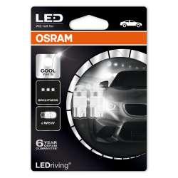 Osram LEDriving Premium W5W 12V 6000K Cool White