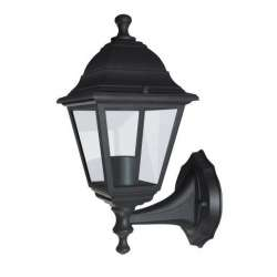 Osram Ledvance ECO CLASS LANTERN CLASSIC E27 SIDE UP ALU BK