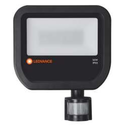 Osram Ledvance FLOODLIGHT 50 W 4000 K IP65 BK Senzor