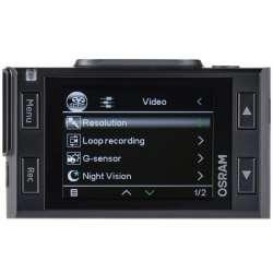 "OSRAM Palubná kamera 2,0"" 1080p s Wi-Fi ORSDC30"