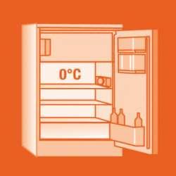 Osram special T/fridge 15 W 230 V E14 3