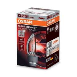 Osram xenonová výbojka D2S XENARC NIGHT BREAKER UNLIMITED