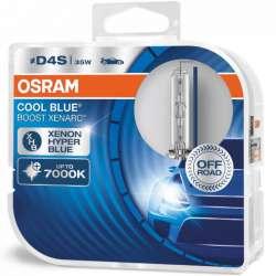Osram xenonová výbojka D4S 35W XENARC Cool Blue BOOST BOX