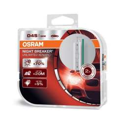 Osram xenonová výbojka D4S XENARC NIGHT BREAKER UNLIMITED BOX
