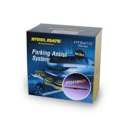Parkovací asistent Steelmate PTS410M21 METAL
