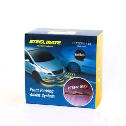 Parkovací asistent Steelmate PTS410M5-F METAL