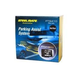 Parkovací asistent Steelmate PTS410V11 METAL