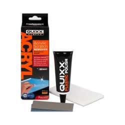 Quixx - Odstraňovač škrabancov z plexiskla 50g