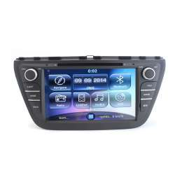 Multimediálne rádio pre Suzuki S-Cross RR-SCROSS