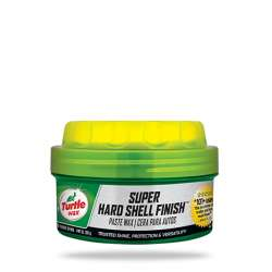 Turtle Wax – Super Hard Shell Paste Wax 397g + aplikátor