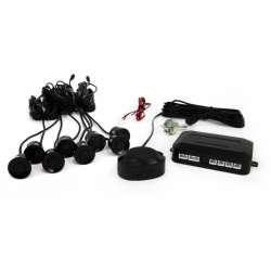 VERTEX 8-senzorové parkovacie senzory bez LCD