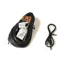Digitálny hudobný adaptér YT-M06 VW12D