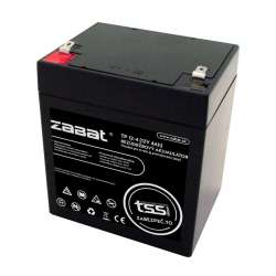 Zabat TP 12-4 akumulátor